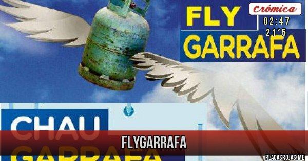 Placas Rojas - FLYGARRAFA