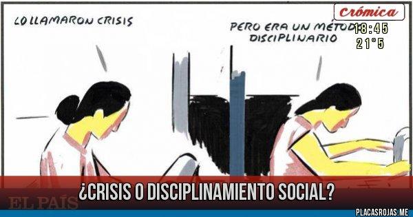 DISCIPLINAMIENTO SOCIAL EBOOK