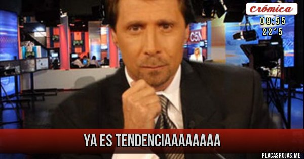 Placas Rojas - YA ES TENDENCIAAAAAAAA